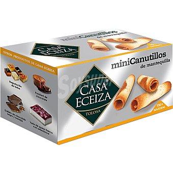 Casa Eceiza Mini canutillos de mantequilla Estuche 90 g