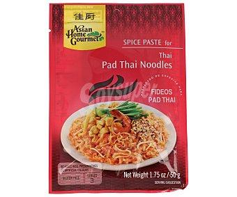 Asian Home Gourmet Salsa Pad Thai especial para fideos Tailandia 50 gramos