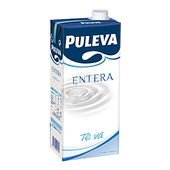 Puleva Leche Entera Brik 1 litro