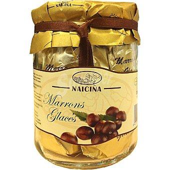 NAICIÑA Marrón glacé frasco 200 g Frasco 200 g