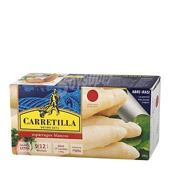 Carretilla Espárragos blancos extra 9/14 250 g