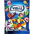 caramelos masticables sabor a frutas surtidas paquete 100 g Vicente Vidal