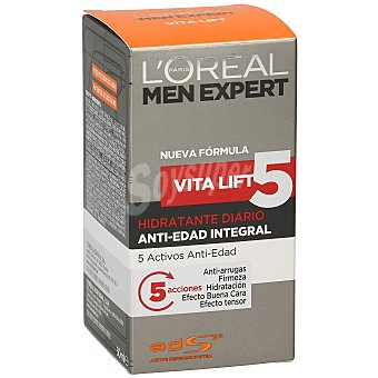 Men Expert L'Oréal Paris Crema hidratante anti-edad Vita Lift 5 50 ml