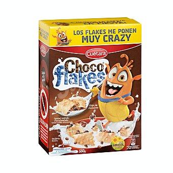 Cuétara Chocoflakes Caja 550 grs