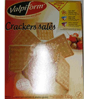 Valpiform Crackers salados 150 g.
