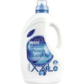 Eroski Detergente líquido eficacia superior garrafa 66 dosis