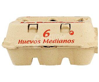 Los Rancheros Huevos clase M 6 uds