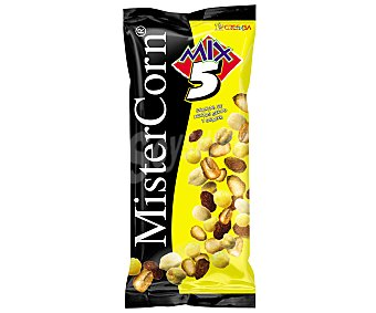 MisterCorn Grefusa Cocktail de frutos secos y snack 150 grs