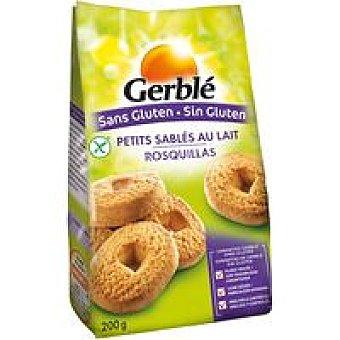 Gerblé Rosquillas sin gluten Paquete 200 g