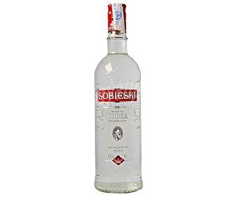 Sobieski Vodka premium Botella 70 cl