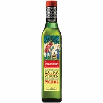 La Rambla Aceite de oliva virgen extra Picua Botella 50 cl