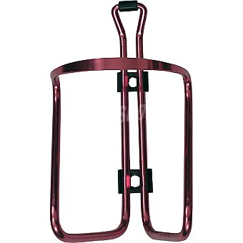 RUNFIT 4010 Porta bidón en color rojo para bicicleta 1 Unidad