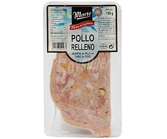 Morte Galantina de pollo con carne de cerdo, cortado en lonchas 150 g