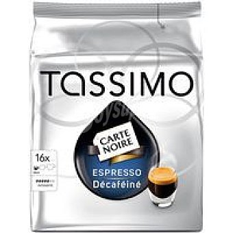 Tassimo Café espres descafeinado L'or ápsulas 16 c