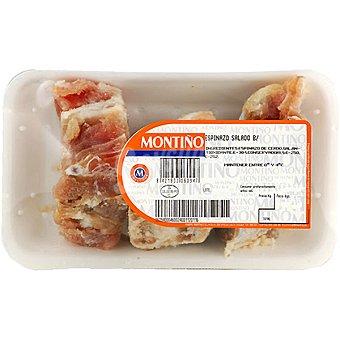Montiño Espinazo salado de cerdo peso aproximado Bandeja 550 g
