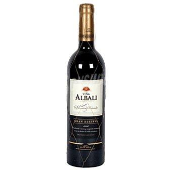 Viña Albali Vino tinto Gran Reserva D.O. Valdepeñas Selección Privada Botella 75 cl