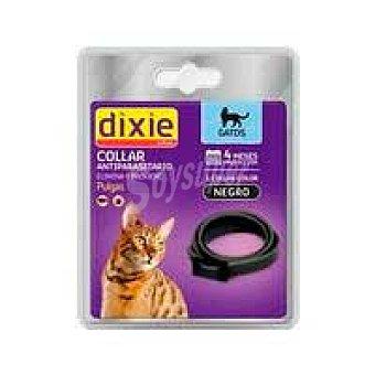 Dixie Collar negro insecticida para gato dixie Pack 1 ud