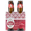 Ginger Beer tradicional  pack 4 botellas 20 cl Fentimans