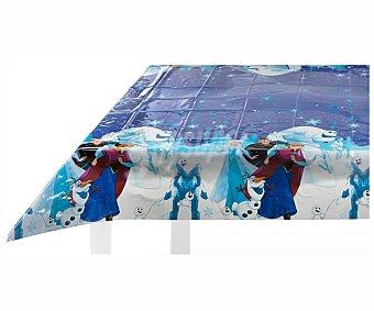 Disney Frozen Mantel infantil de plástico con diseño Frozen, 120x180cm., disney
