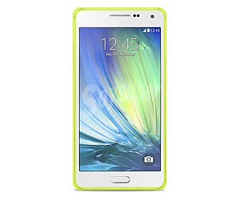 Puro Carcasa trasera Verde, para Samsung Galaxy A5, Ultraslim