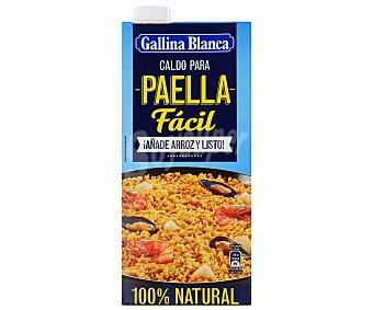 Gallina Blanca Caldo de Paella 100 % Natural 1L