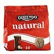 Café natural monodosis 16 ud Oquendo