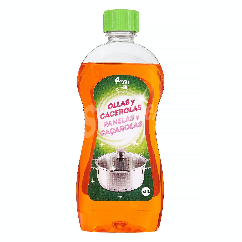 Limpiador de cacerolas, ollas y paelleras Chubb 750 ml