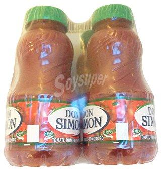 Don Simón Zumo tomate Botellin pack 4 x 200 cc - 800 cc