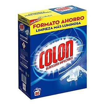 Colón Detergente en polvo con Vanish 80 cacitos
