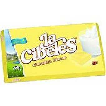 La cibeles Chocolate blanco Tableta 75 g