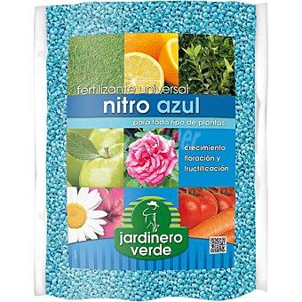 Jardinero verde Fertilizante universal Nitro Azul  2 kg