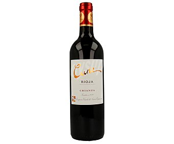 CUNE Vino tinto crianza con denominación de origen Rioja estuche de 3 botellas de 75 centilitros