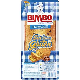 Bimbo Plum cake sin gluten Bolsa 350 g