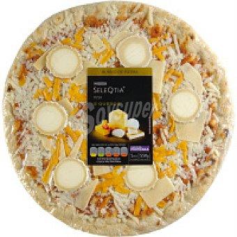Eroski Seleqtia Pizza 5 quesos 1 unid