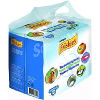 Friskies Purina Mascota alfombra higiénicas Pack 1 unid