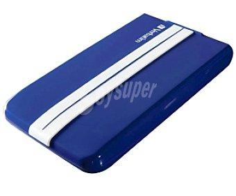 Verbatim Disco duro externo de 2.5 pulgadas Azul y Blanco, 500GB de capacidad, conexión 3.0 y 2.0 GT
