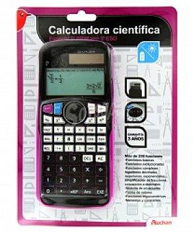 Auchan Calculadora Científica Rosa