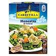 Menestra de verduras con aceite de oliva Envase 240 g Carretilla