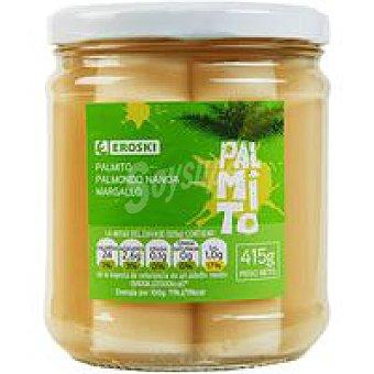 Eroski Palmito entero Frasco 250 g