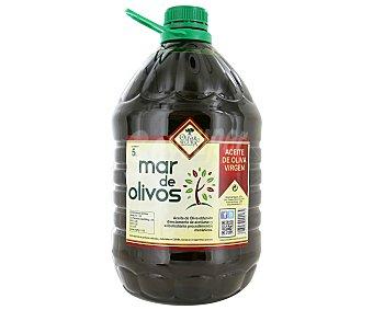Mar de Olivos Aceite de oliva virgen Garrafa 5 l