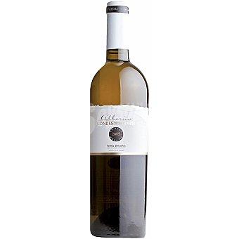 CONDES DE ALBAREI vino blanco albariño en rama D.O. Rías Baixas botella 75 cl