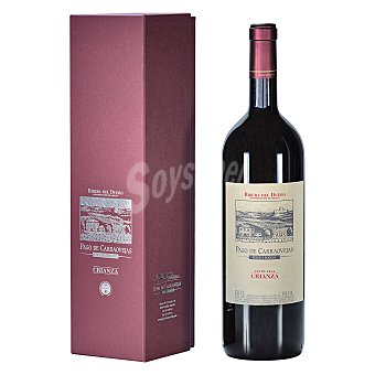 Pago de Carraovejas Vino D.O. Ribera del Duero tinto crianza 1,5 l