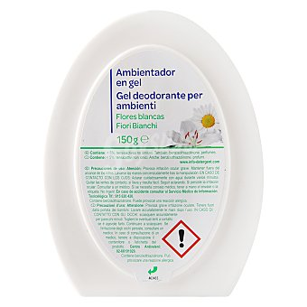 Carrefour Ambientador Flores Blancas 1 ud