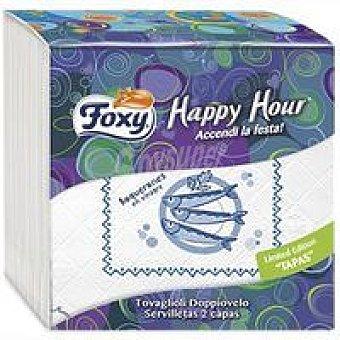 Foxy Servilletas Happy Hour 50 U
