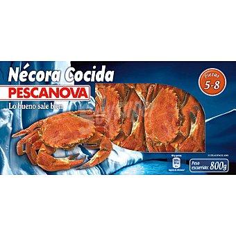 Pescanova Nécora cocida de 5-8 piezas 800 g neto escurrido
