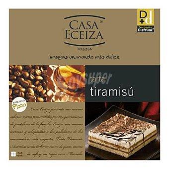 Casa Eceiza Tarta de tiramisú 550 g