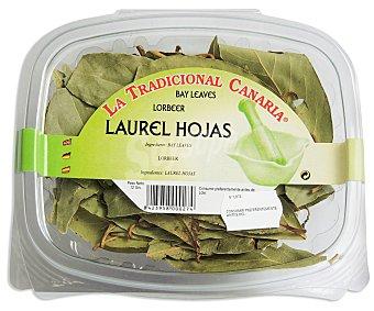 La Tradicional Canaria Laurel en hojas Tarrina 12 g