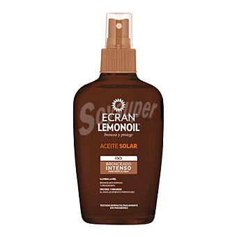 Ecran Aftersun Aceite solar de coco FP 2 spray 200 ml