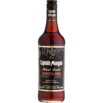 Capitán Morgan ron dorado de Jamaica Botella 70 cl