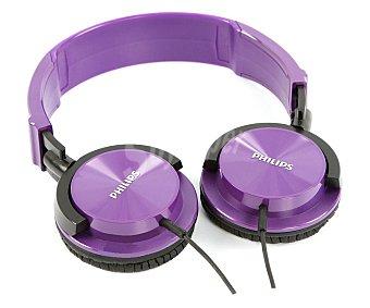 PHILIPS SHL3000PP/00 Auricular cerrado con cable, color purpura.